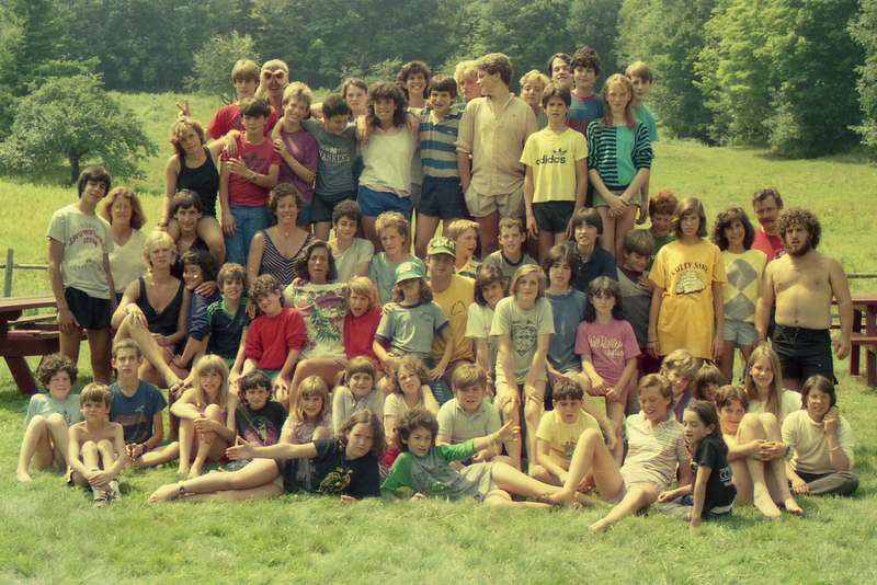Summer Camp (1984)   Hearts Bend Farm Camp, Vermont ...