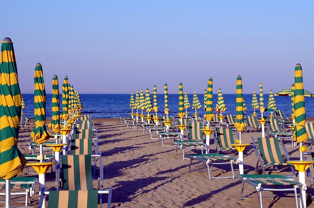 beach umbrellas 2012