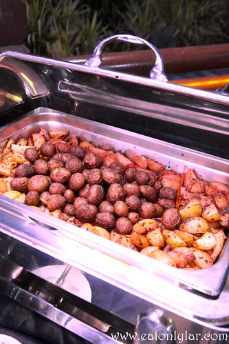 Baked Potatoes, The Village, Pullman Putrajaya Lakeside