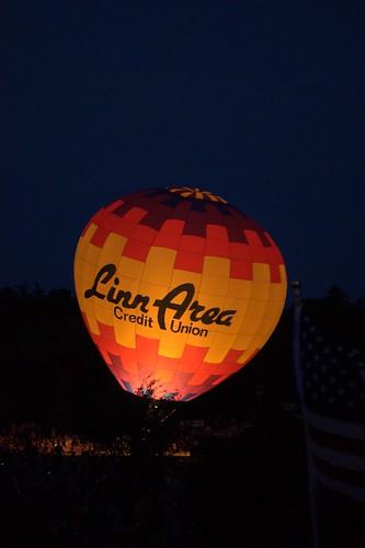 Week 26: Cedar Rapids 2012 Balloon Glow