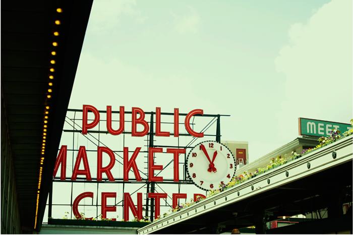 {public} market center