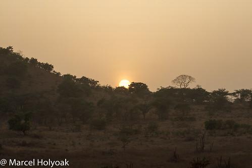 sunsets views cameroon adamawa ngaoundere savannawoodland ngaoundaberanch