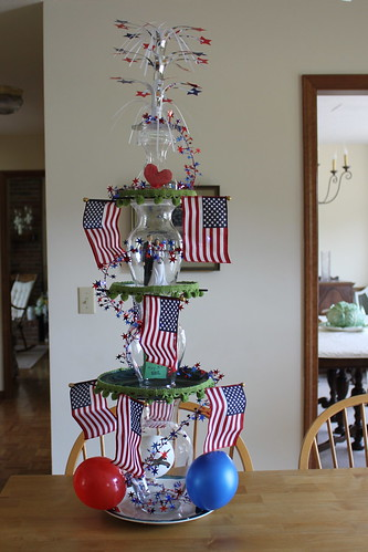 The Gift Goes Patriotic