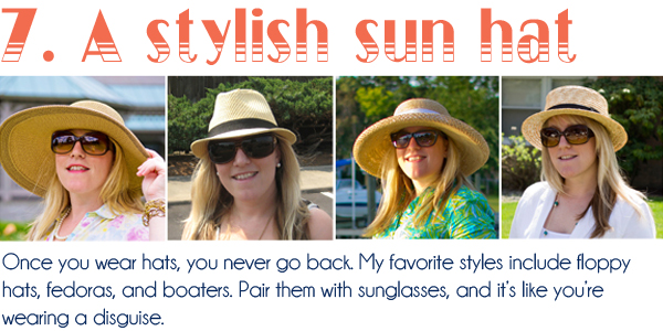 7-Sun Hat