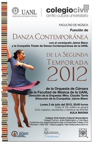 Danza Contemporánea - UANL