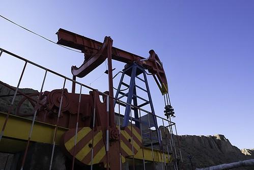 china hometown oil 西北 yumen 玉门油田