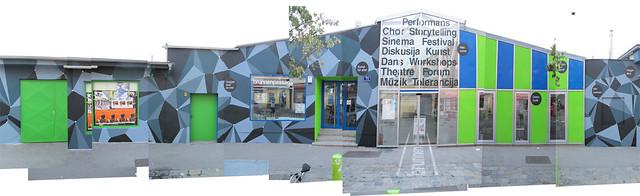 Vienna Mega Murals.