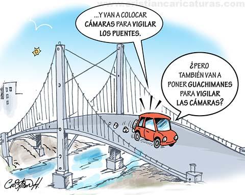 Cámaras y puentes