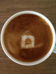 Today's latte, Thanks iGoogle!
