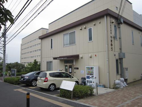 麻生市民交流館「やまゆり」 2012年7月1日 by Poran111