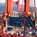 Golden Gate Bridge Traffic 2003