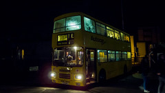 Hop Farm Festival shuttle bus at Paddock Wood station
