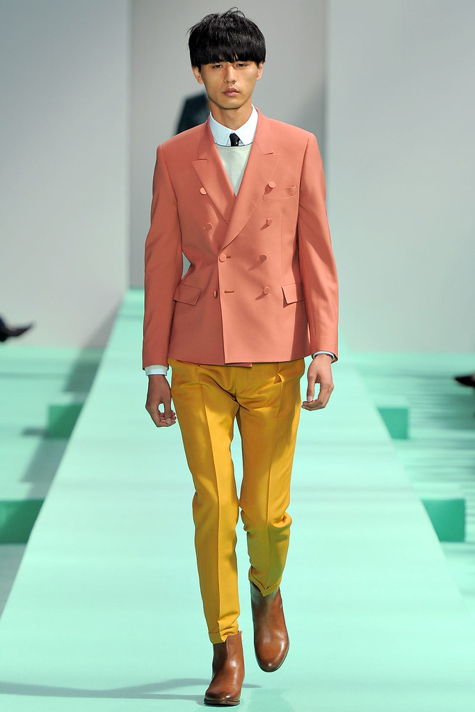 SS13 Paris Paul Smith026_Liu Chang(VOGUE)
