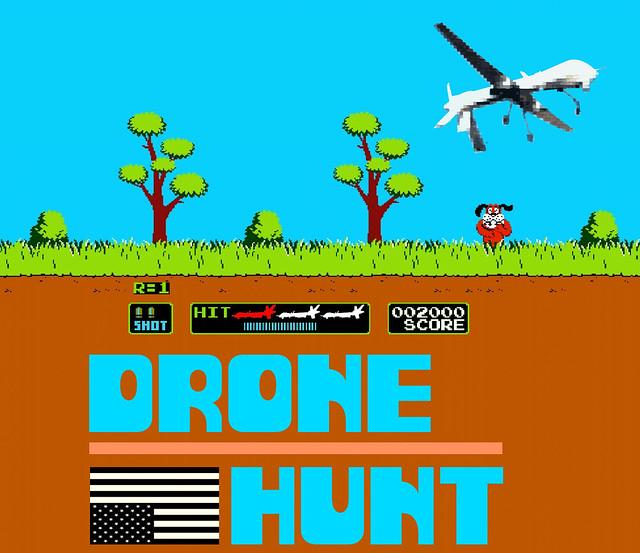 Drone Hunt