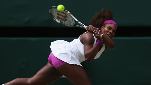 Professional tennis champion Serena Williams has won her fifth title at Wimbledon in England. The match took place on July 7, 2012. by Pan-African News Wire File Photos