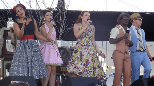The Peptides at Ottawa Bluesfest 2012