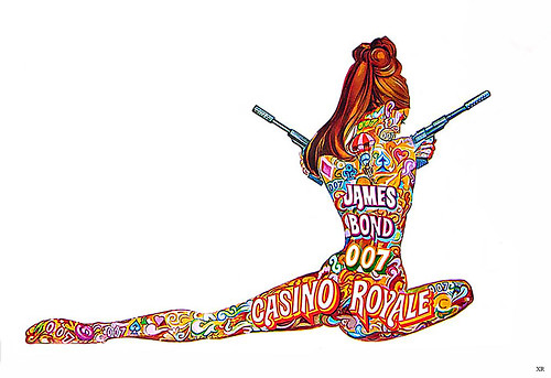 1966 ... 'Casino-Royale' by x-ray delta one