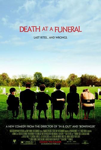 葬礼上的死亡 Death at a Funeral(2007)