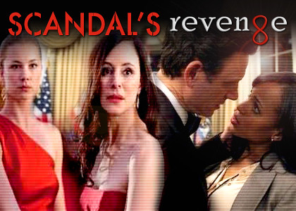 Crossover of Scandal and Revenge