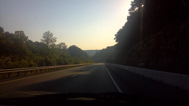 Mtn sunset