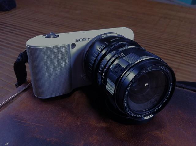NEX-3 PENTAX SMC TAKUMAR 28mm F3.5