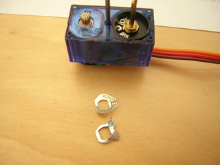 Servo 4.5 - Potentiometer Parts | by Nick Ames