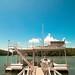 Aluminum Dock with Upper Deck | www.martindocksinc.com