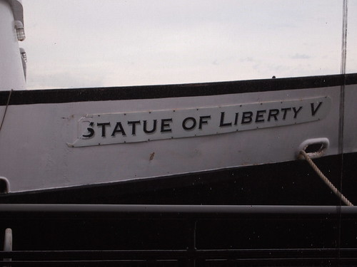Ferry to the Statue
