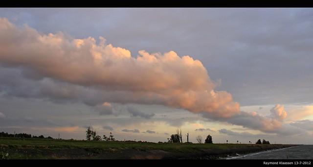 pink cumulus