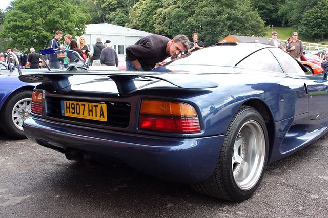 1991 Jaguar XJR-15 related infomation,specifications ...