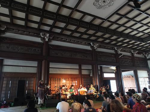 2012-07-07 藤沢 遊行寺 どんとこい
