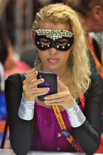 San Diego Comic-Con International 2012: Facebooking