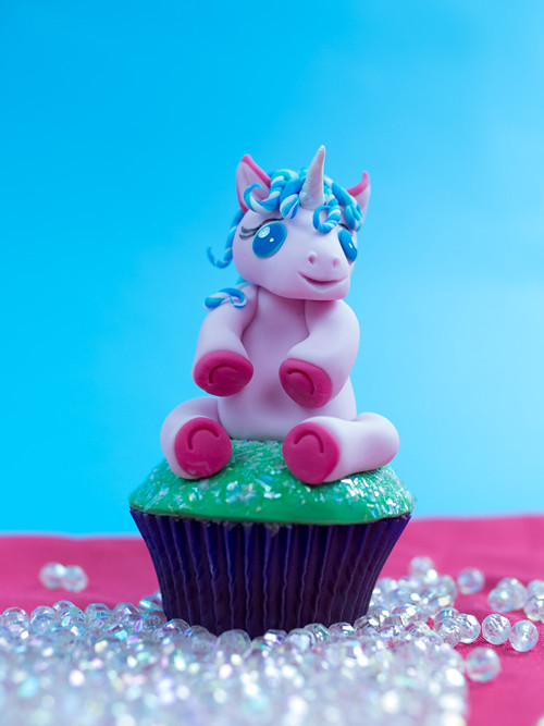 Paul Bradford Magical Unicorn for CakeSpy