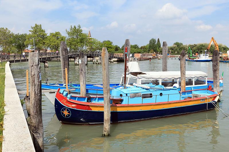 Burano boat