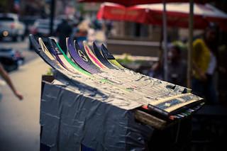 EVO Ski desk