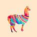 llama by Gabee Meyer