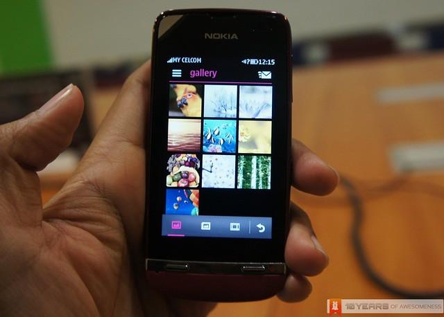 [Preview] Nokia Asha 311