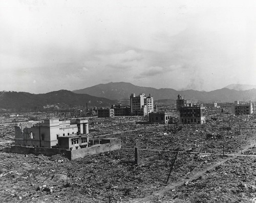 Hiroshima October 26 1945 DOE