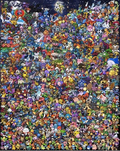 Todos los Pokémon | Flickr - Photo Sharing!