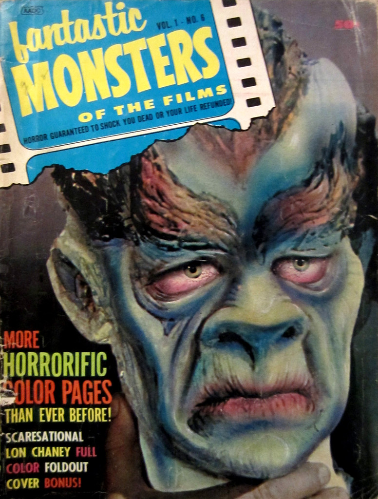 Fantastic Monsters Of The Films - 6