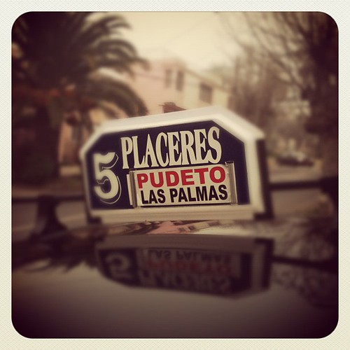 5 Placeres