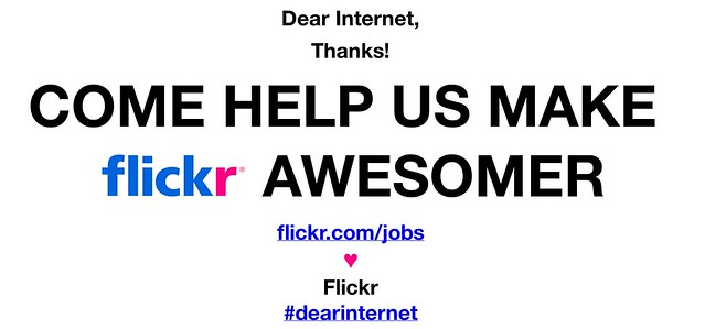 How Marissa Mayer Can Make Flickr More Awesomer Again