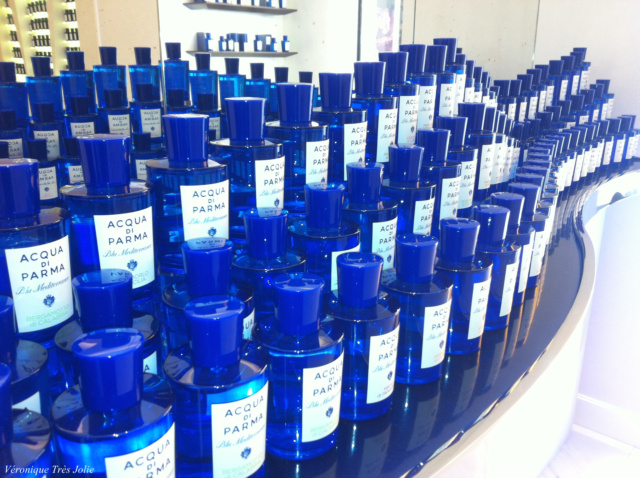 acqua di parma nuova boutique milano via gesù 1 blu mediterraneo eau de toilette profumo fragranza mandorlo di sicilia bergamotto di calabria fico di amalfi arancia di capri mirto di panarea