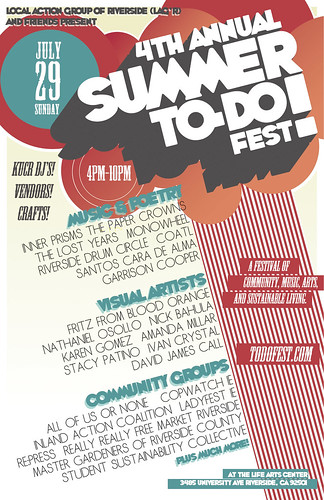 4th Annual Summer To-Do Fest