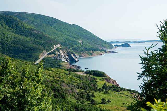 Cape Breton Highlands by CC user aschaf on Flickr