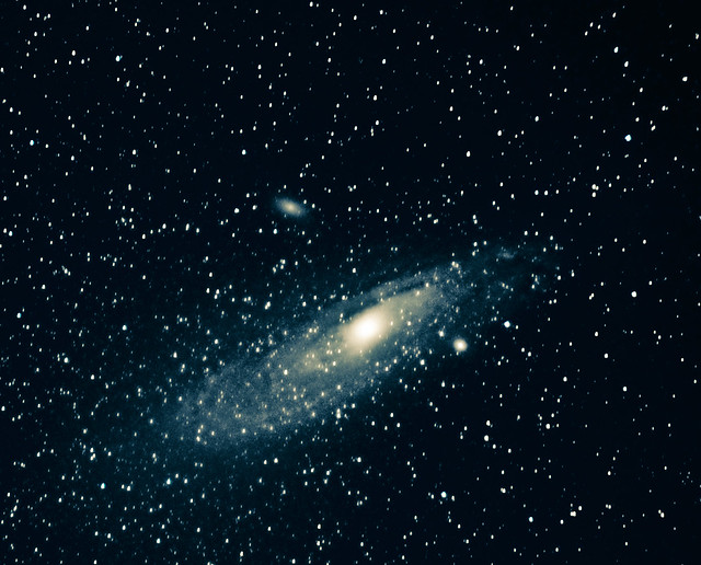 andromeda galaxy distance from - photo #17