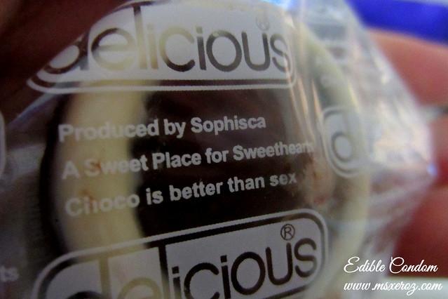 edible condom 2
