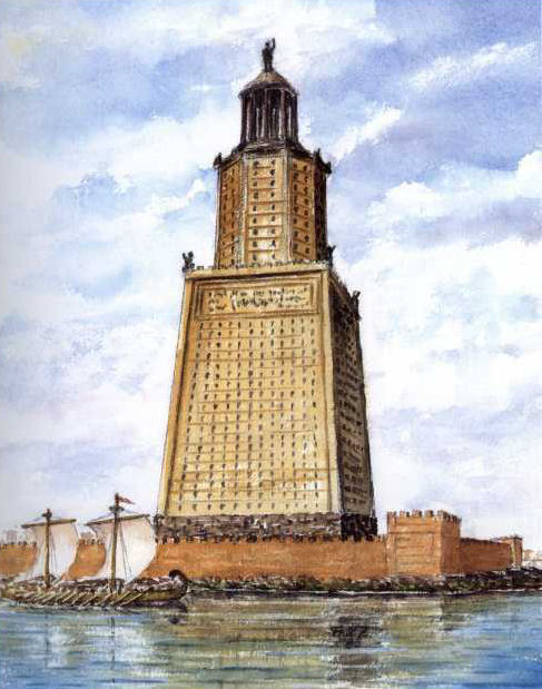 Lighthouse of Alexandria15