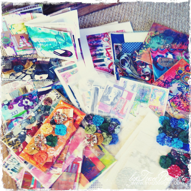 IQFLB packing art for event