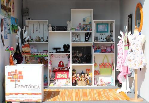 EXPOFACIC 2012 STAND by ♥Linhas Arrojadas Atelier de costura♥Sonyaxana